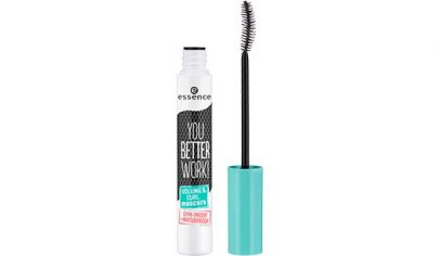 ریمل اسنس مدل You better work! Volume & Curl